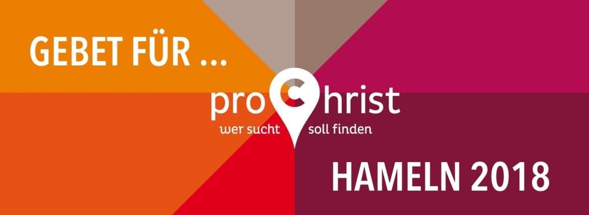 Gebet für Pro Christ Flyer[4903]-1